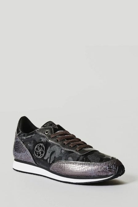 Guess shoes sunny sneakers black