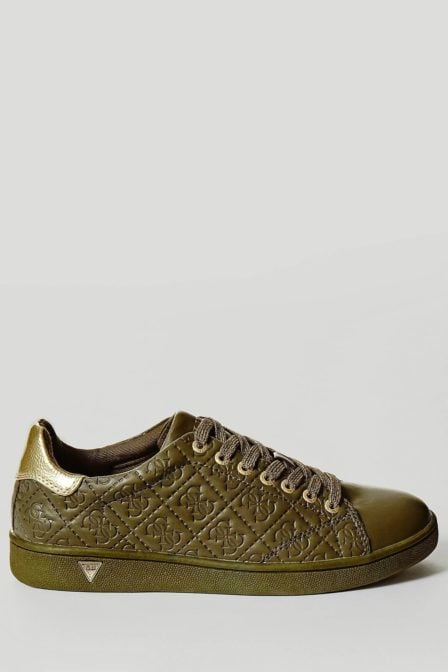 Guess super sneakers green