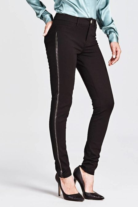 Guess sexy curve broek zwart