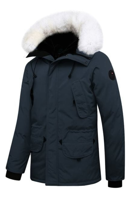 Helvetica parka expedition pure navy