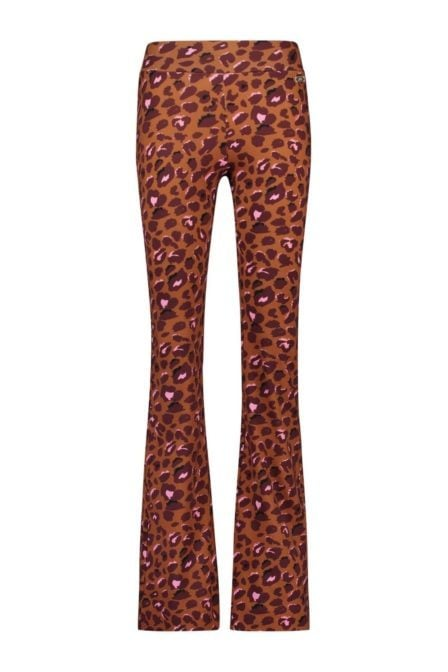 Josh v jasmine pants leopard camel