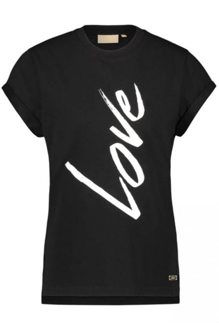 Josh v dora love 27 shirt zwart