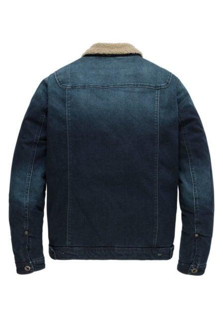 Just brands denim jacket gloomy sky blue