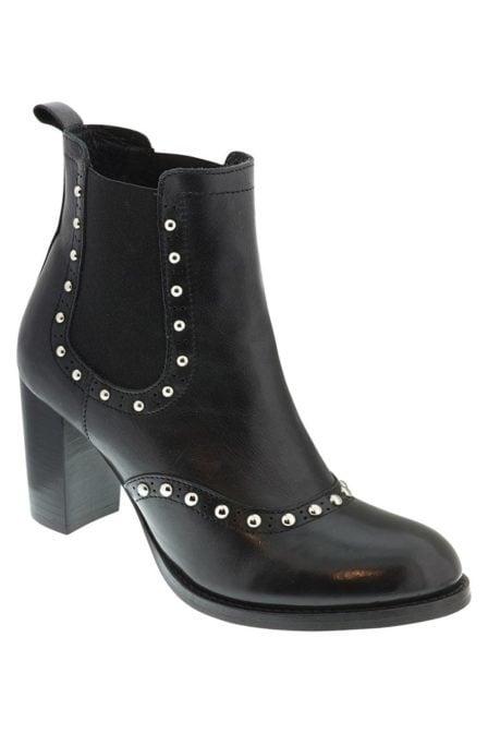 Lazamani boots hh studs black 57287