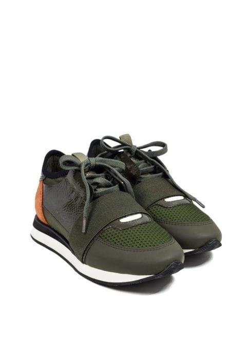 Lola cruz santa rosa sneakers verde kaki