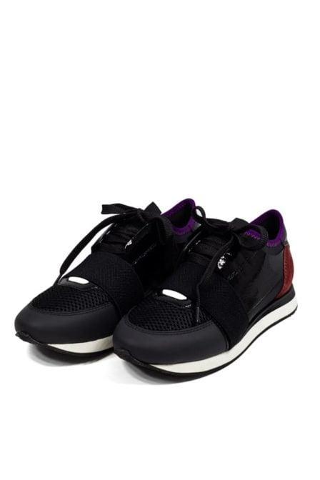 Lola cruz santa rosa sneakers negro