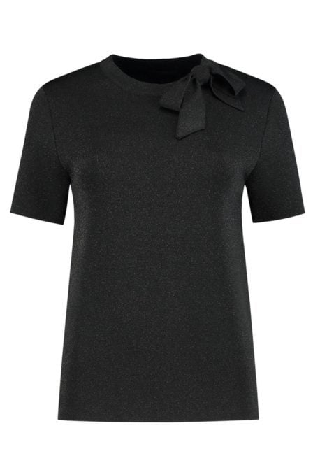 Nikkie by nikkie jolien bow top black