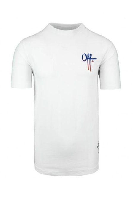 Off the pitch full stop t-shirt