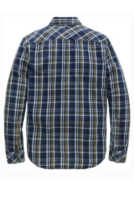 Pme legend gable longsleeve shirt kalamata