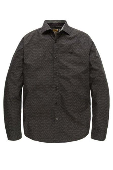 Pme legend variety print shirt black