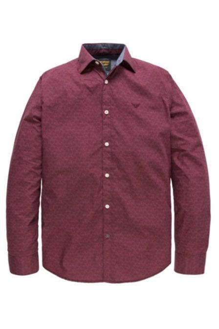Pme legend variety print shirt winetasting