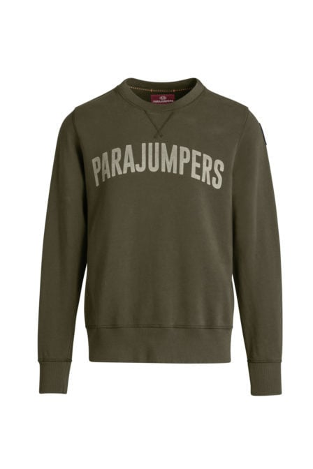 Parajumpers caleb sweater blauw