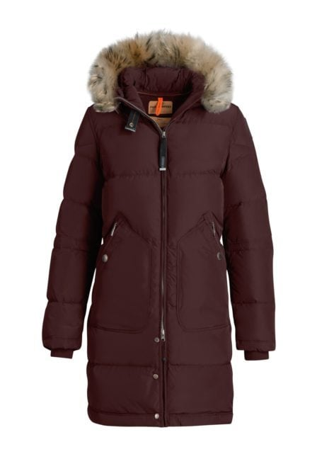 Parajumpers light long bear burgundy