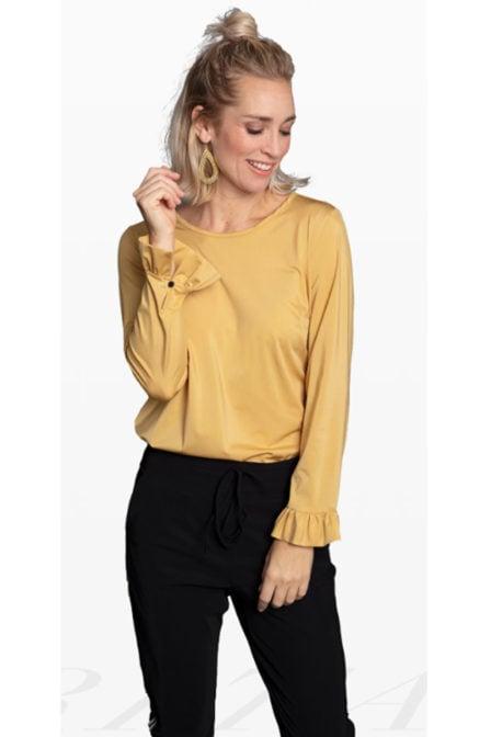 Studio anneloes corita de luxe shirt goud