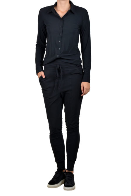 Studio anneloes franka light trouser black