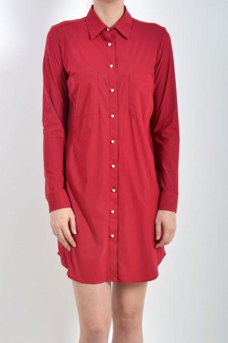 Studio anneloes blousejurk rood