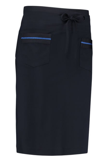 Studio anneloes rene pocket skirt dark blue