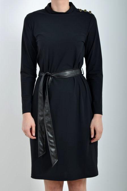 Studio anneloes veerle jurk zwart