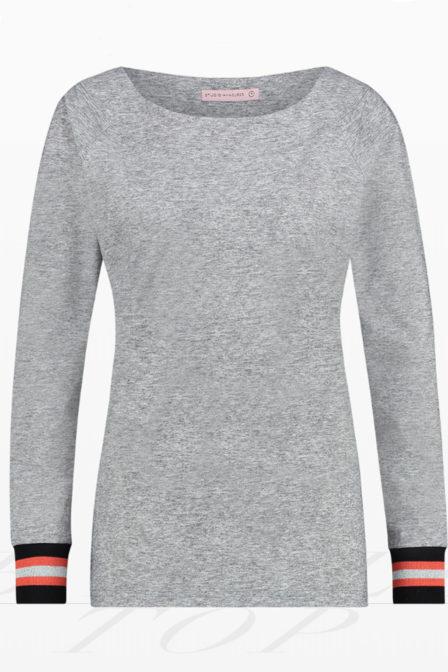 Studio anneloes bb melee shirt grijs