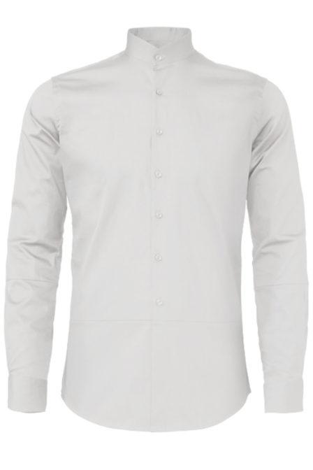 Zumo l/s willes overhemd wit