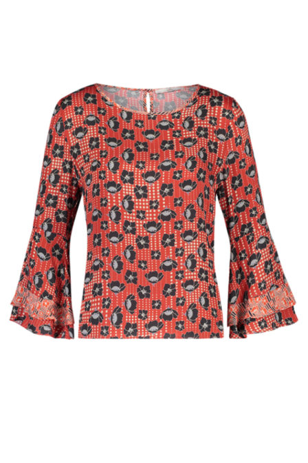 Aaiko marda vis blouse multi colour