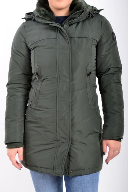 Airforce tailor made parka rosin green