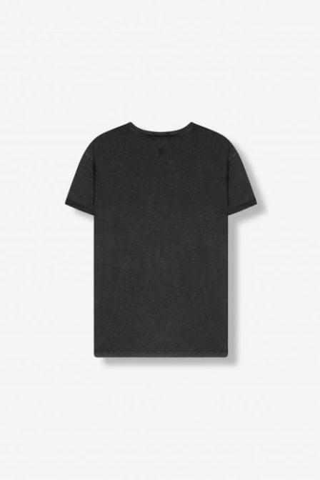 Alix the label boxy t-shirt zwart
