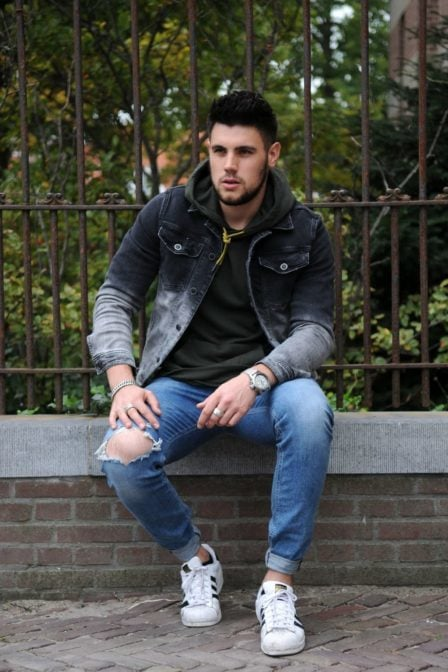 Antony morato denim jacket