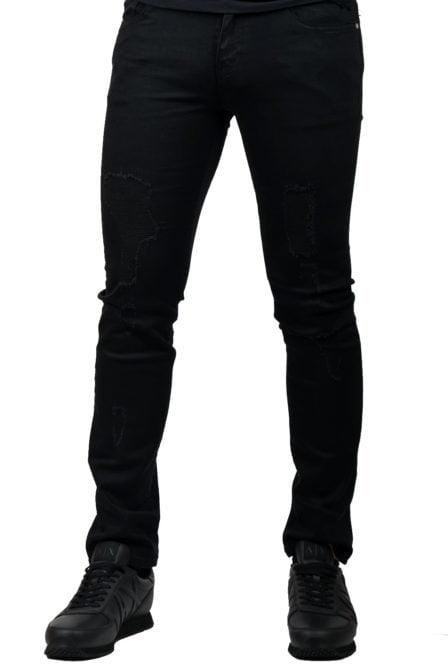 Armani jeans zwart tasche