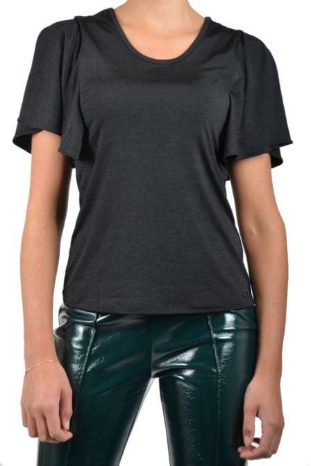 Armani jersey maglia t-shirt black