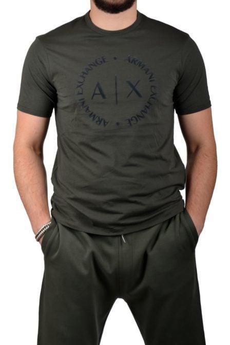 Armani t-shirt groen