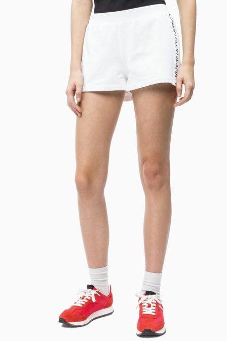 Calvin klein korte joggingbroek met logo