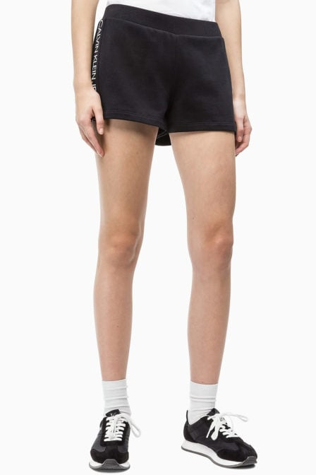 Calvin klein logo short joggingbroek