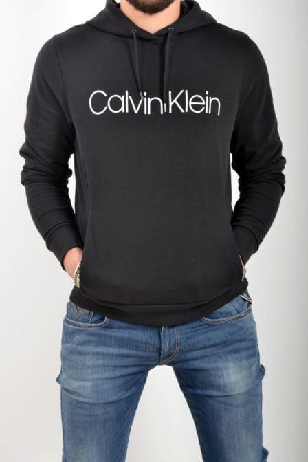 Calvin klein cotton logo sweat perfect black