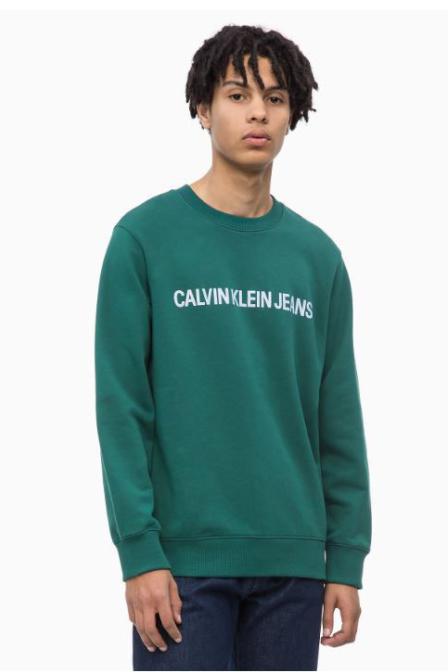 Calvin klein institutional logo june bug