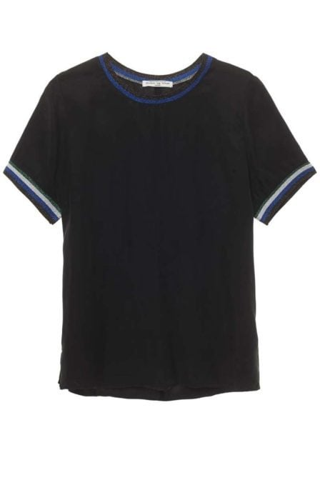 Circle of trust melody top jet black