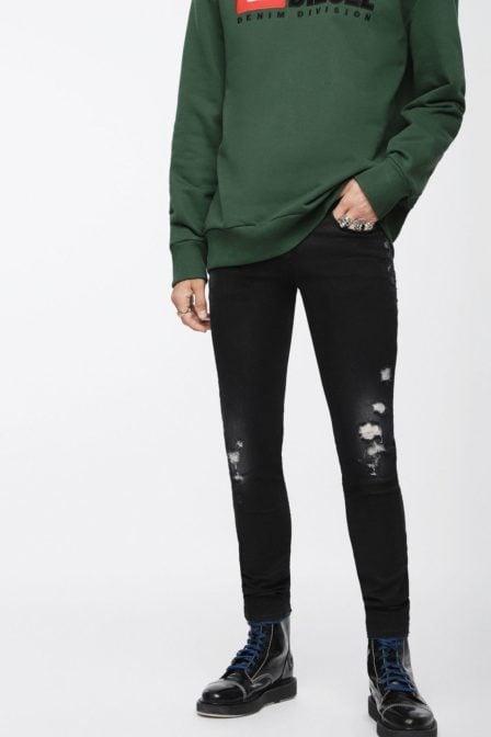 Diesel sleenker jeans 84yt