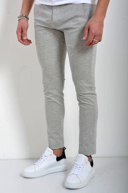 Drykorn grew pantalon grijs