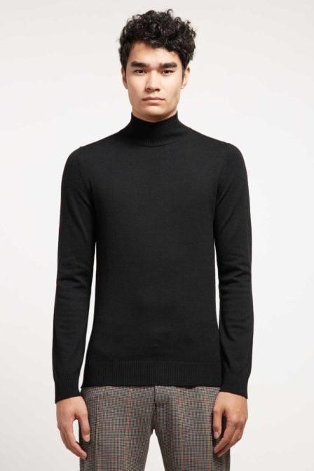 Drykorn watson black trui
