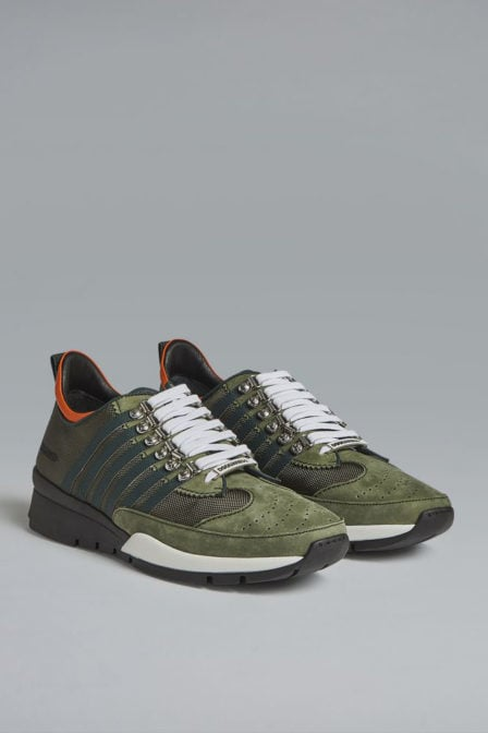 Dsquared 251 sneakers groen
