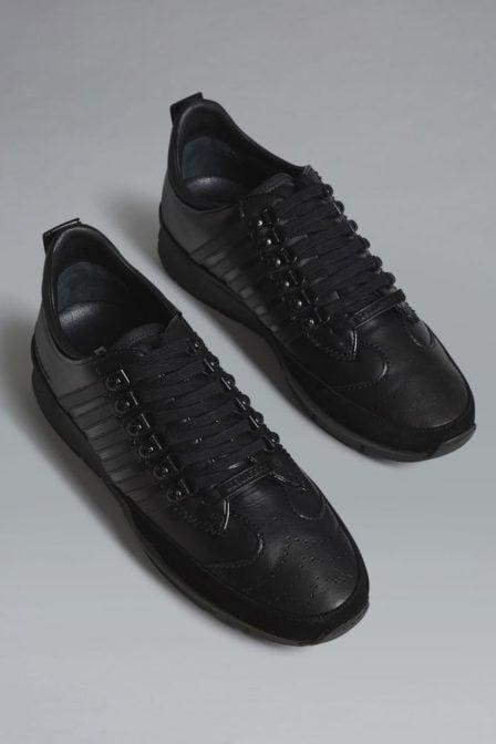 Dsquared 251 sneakers zwart