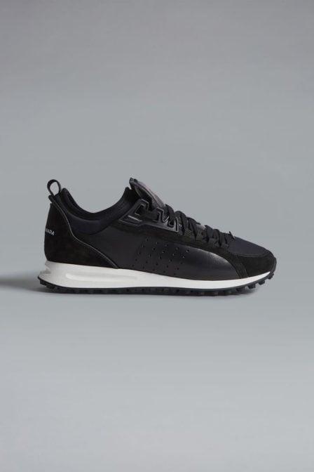 Dsquared runner 2run zwart