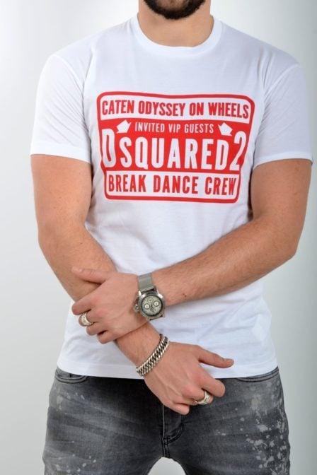 Dsquared t-shirt white