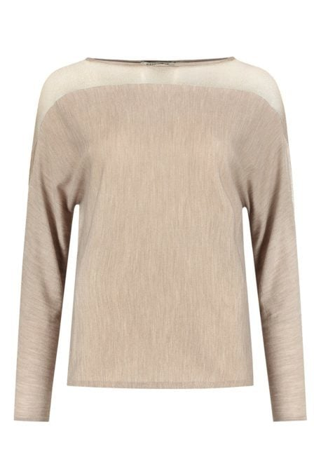 Fifth house kelly top beige