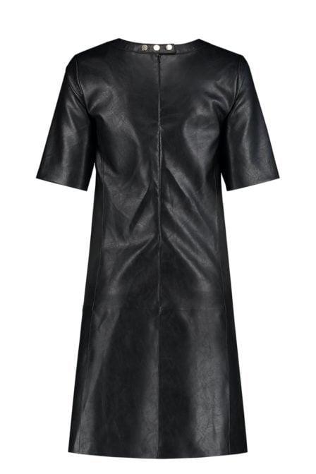 Fifth house morgan short dress black