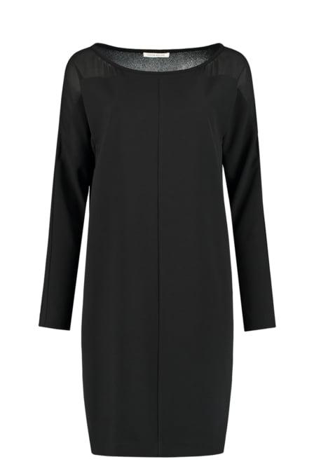 Fifth house raga dress black