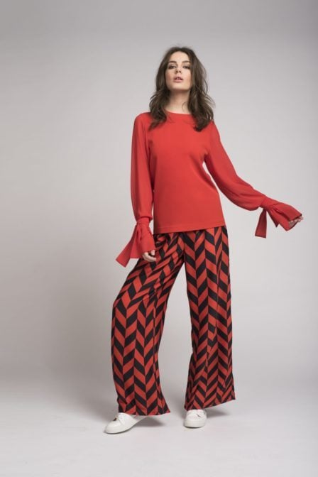 Fifth house rima top coral