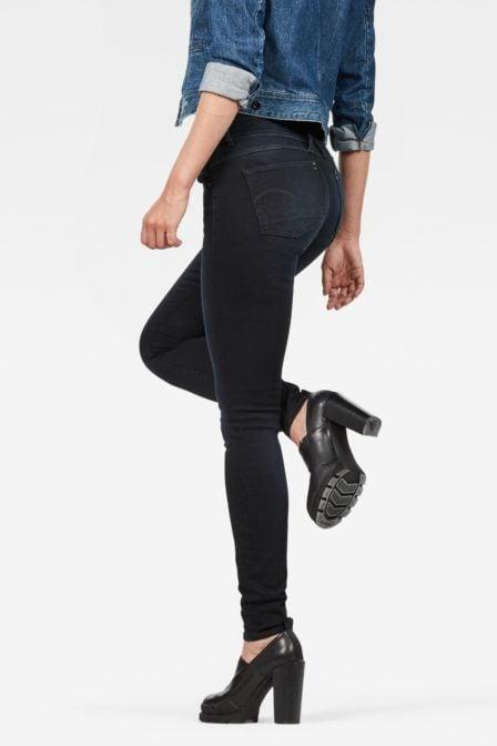 G-star lynn mid skinny jeans