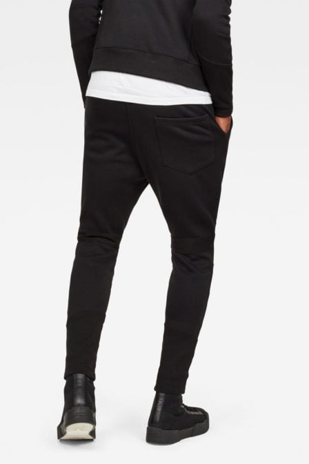 G-star raw motac-x straight tapered sweat pants black