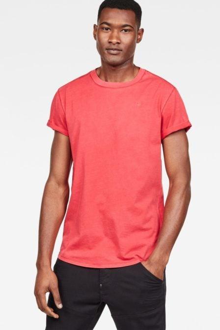 G-star shelo shirt rood